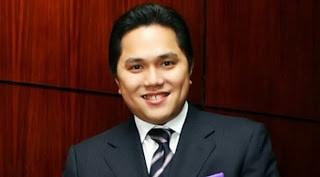 Biografi Erick Thohir, Pengusaha, Pemilik Klub Inter MIlan