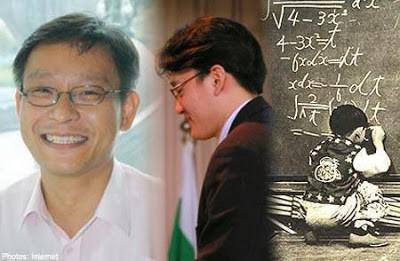 Biografi Kim Ung Yong - Manusia Super Jenius