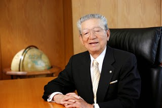 Biografi Tadao Kashio - Pendiri Perusahaan Jam Tangan Casio