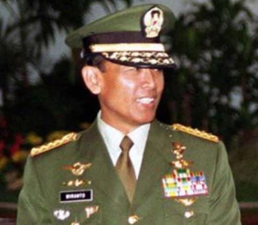 Biografi jenderal Wiranto