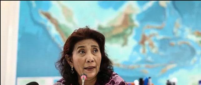 Biografi Susi Pudjiastuti, Dulu Penjual Ikan Kini Menjadi Menteri Kelautan