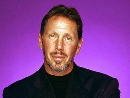 Biografi Larry Ellison - Pendiri Perusahaan Database Oracle