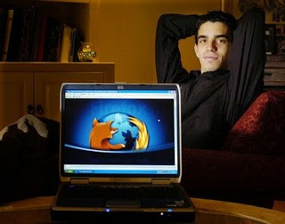 Biografi Blake Ross - Pembuat Mozilla Firefox