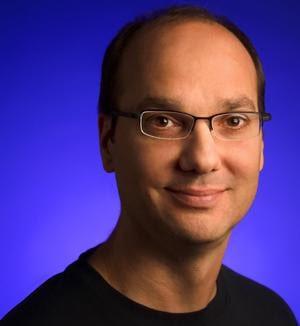 Biografi Andy Rubin - Penemu OS Android
