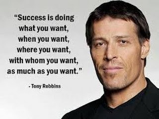 Biografi Anthony Robbins - Motivator Termahal di Dunia