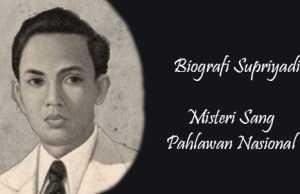 biografi Supriyadi
