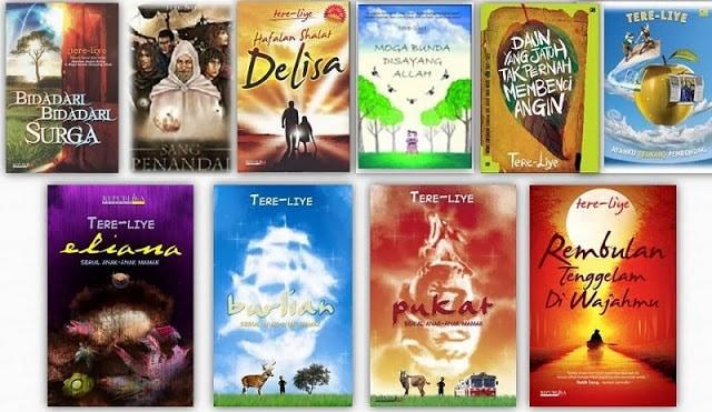 Biografi dan Profil Tere Liye - Penulis Novel Terkenal Asal Indonesia