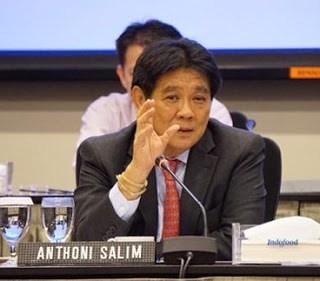 Biografi dan Profil Anthony Salim
