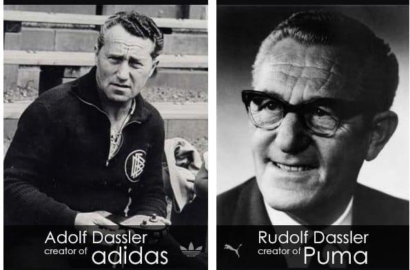 Biografi Dassler Bersaudara, Kisah Persaingan Pendiri Adidas Dan Puma |  Biografiku.com