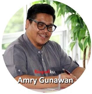 Biografi dan Profil Amry Gunawan, Kisah Sukses Pendiri Rabbani