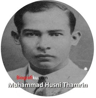 Biografi dan Profil Muhammad Husni Thamrin - Pahlawan Nasional Indonesia