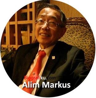 Biografi dan Profil Alim Markus - Kisah Sukses Pemilik Maspion Group