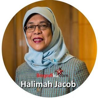 Biografi Dan Profil Halimah Yacob Kisah Presiden Wanita Pertama