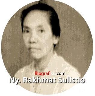 Biografi dan Profil Rakhmat Sulistio - Pendiri Jamu Sido Muncul