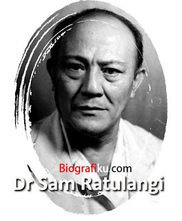 Biografi dan Profil Sam Ratulangi