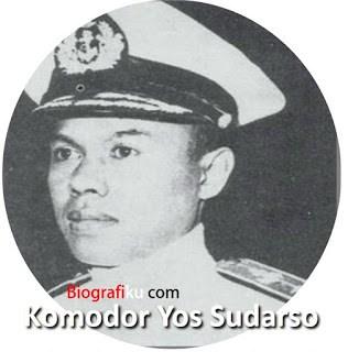 Biografi dan Profil Yos Sudarso - Kisah Pahlawan Nasional Indonesia