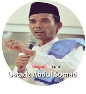 Biografi Ustadz Abdul Somad