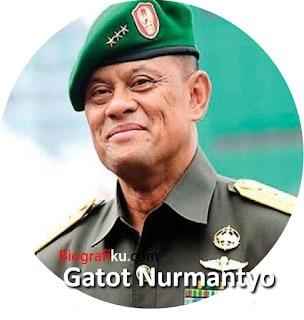 Biografi dan Profil Gatot Nurmantyo Beserta Biodata