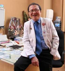 Dr Lie Dharmawan