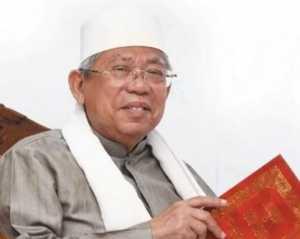 Biografi KH Ma'ruf Amin