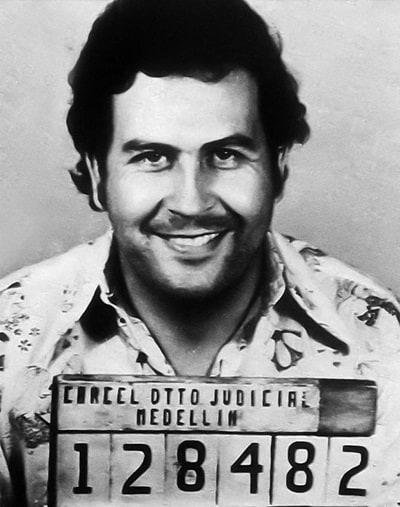 Biografi Pablo Escobar 2