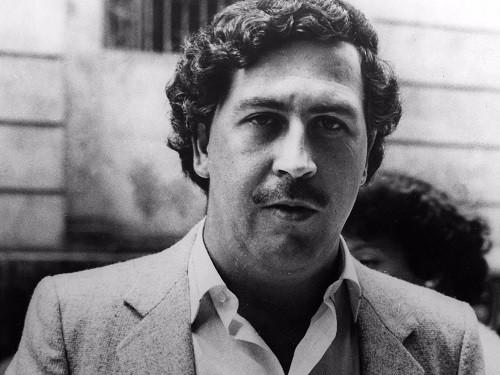 Biografi Pablo Escobar