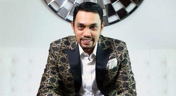 Biografi Ahmad Sahroni
