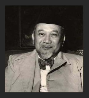 Biografi Achmad Soebardjo