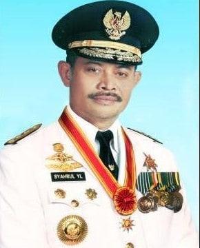 Biografi Syahrul Yasin Limpo, Kisah Dari Kepala Desa Hingga Menjadi Menteri