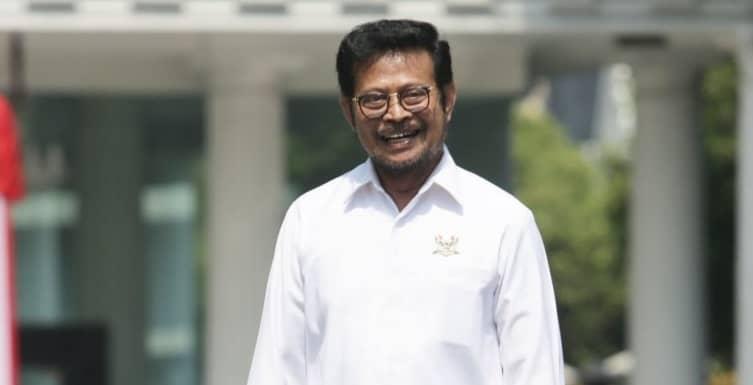 Biografi Syahrul Yasin Limpo
