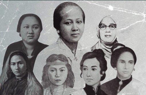 Biografi Pahlawan Wanita