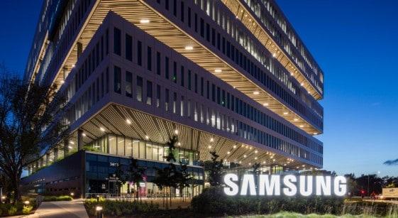 Sejarah Samsung 1
