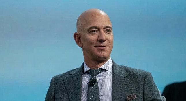 Kekayaan Jeff Bezos