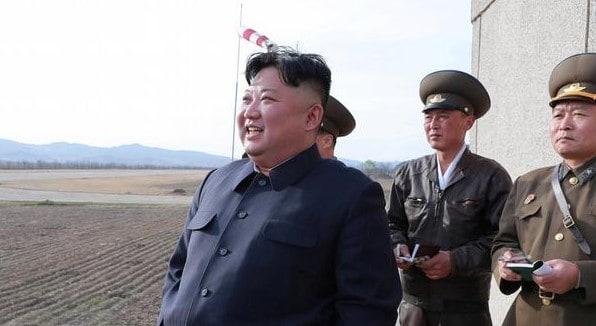 Biografi Kim Jong Un