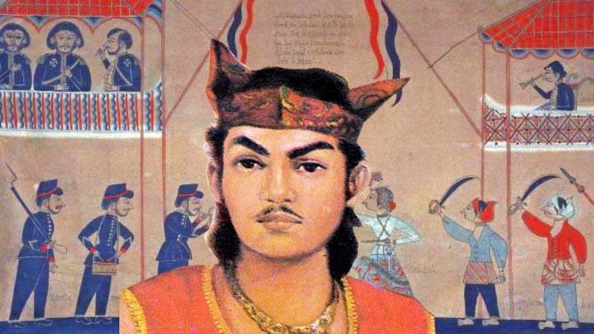 Biografi Untung Surapati