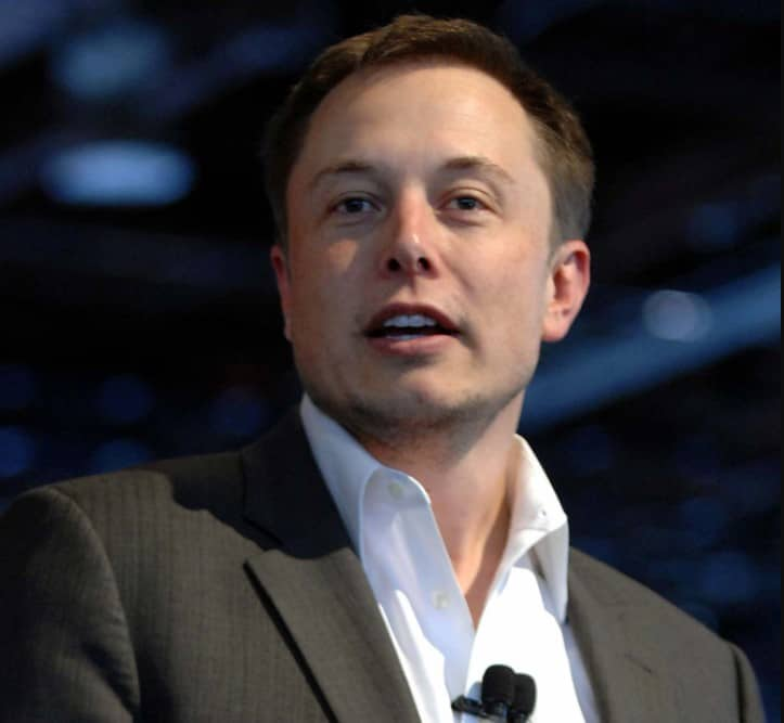 Biografi Elon Musk