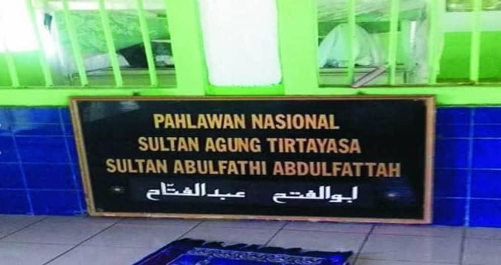 Biografi Sultan Ageng Tirtayasa, Pahlawan Nasional Dari Banten